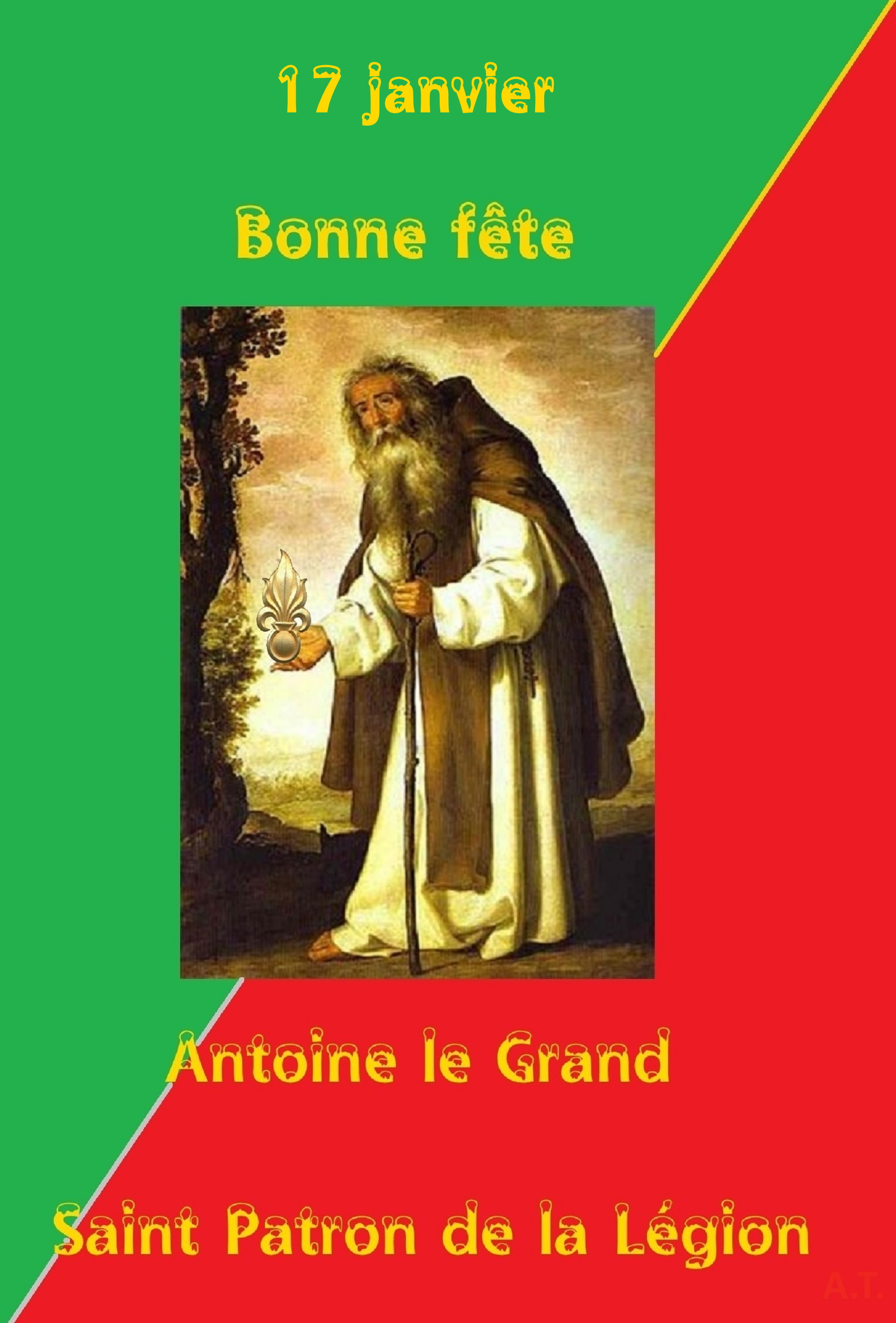 Saint Antoine ML