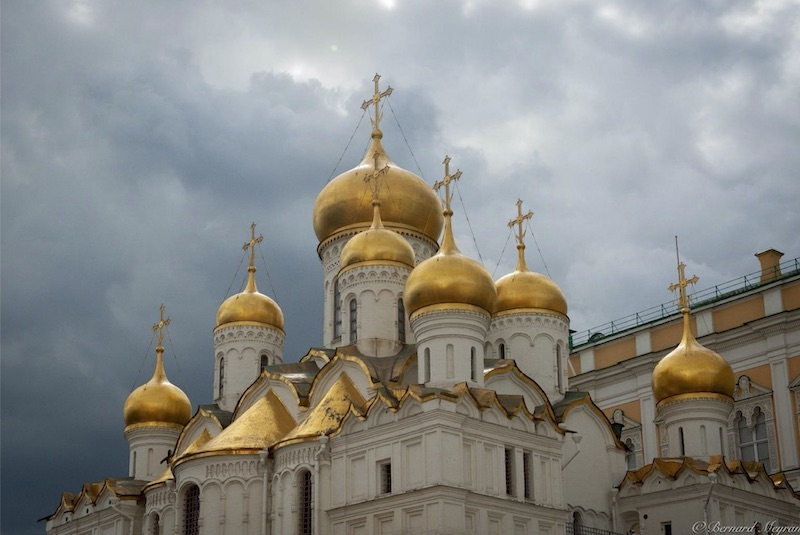 Cathedrale Annonciation Moscou